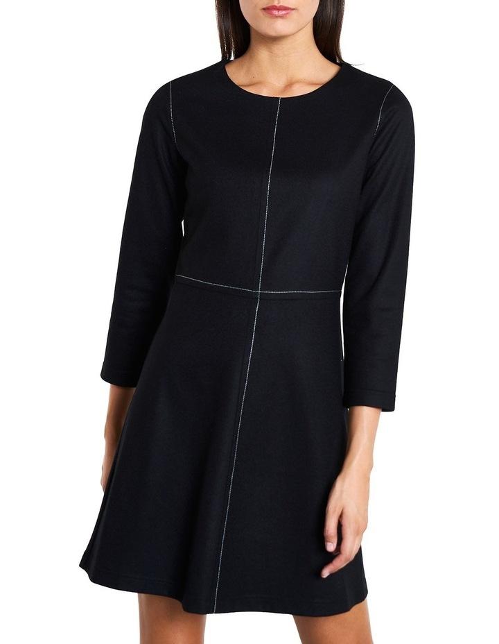 Brushed Wool Dress image 1