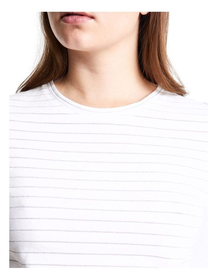 Lucy Stripe Tee image 2
