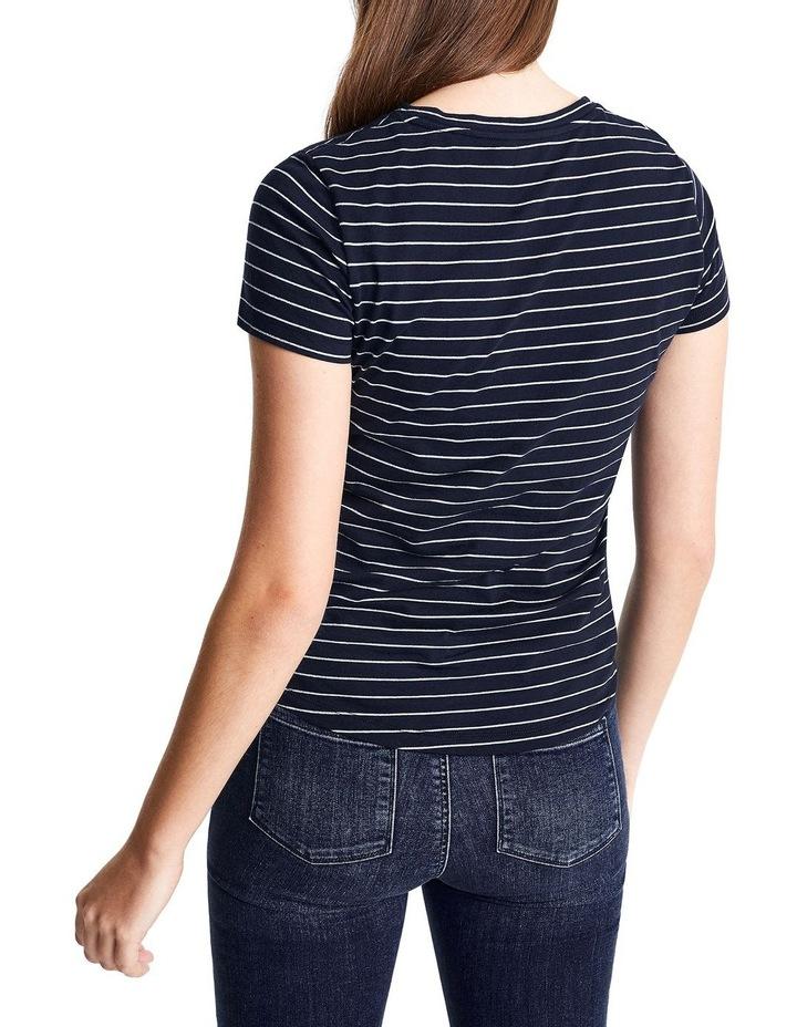 Lucy Stripe Tee image 3