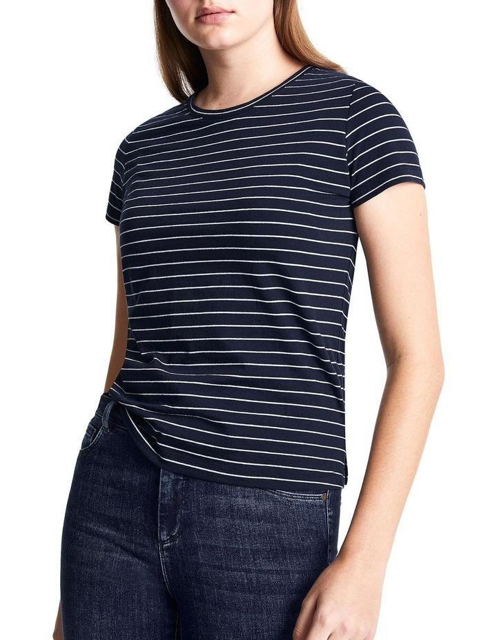 Lucy Stripe Tee image 4