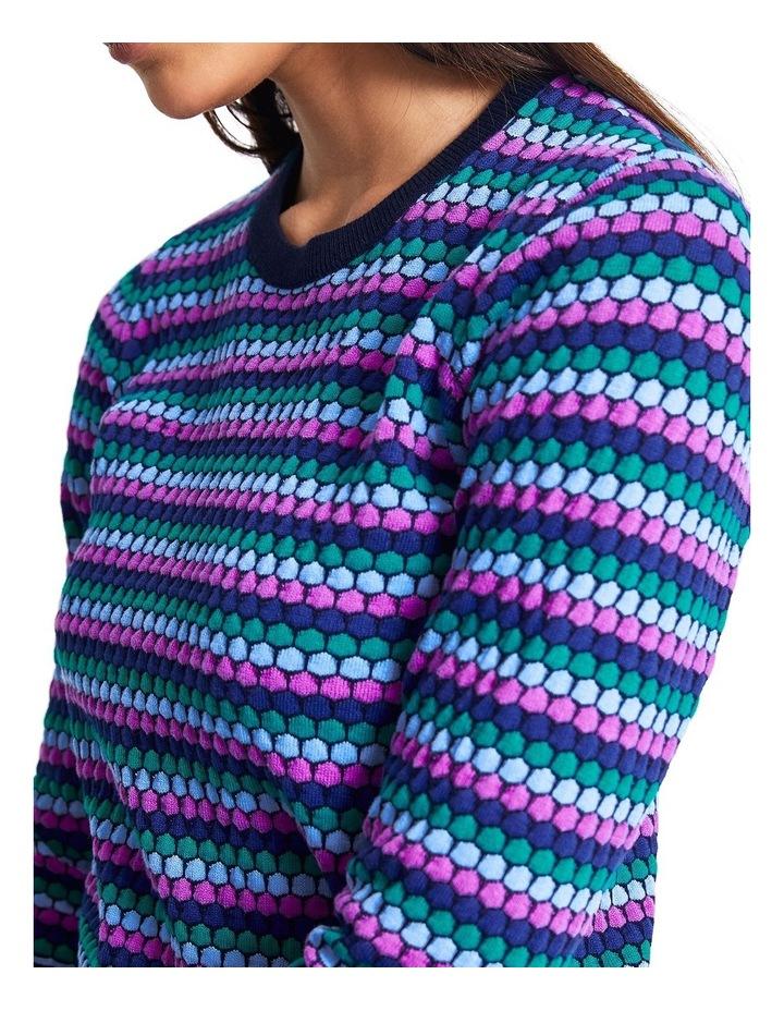 Honeycomb Knit image 3