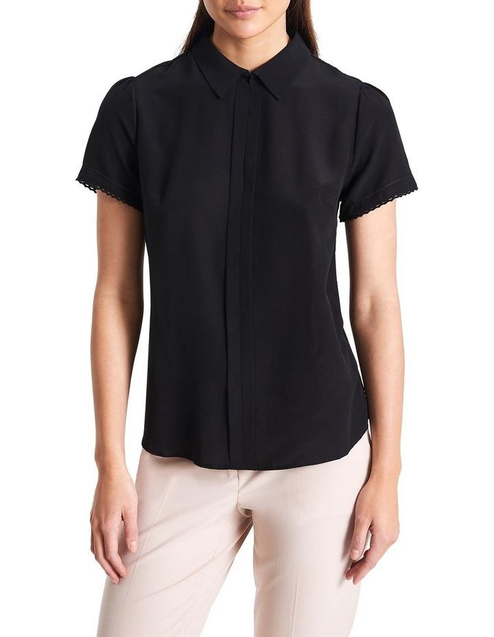 Emma Silk Jersey Blouse image 1