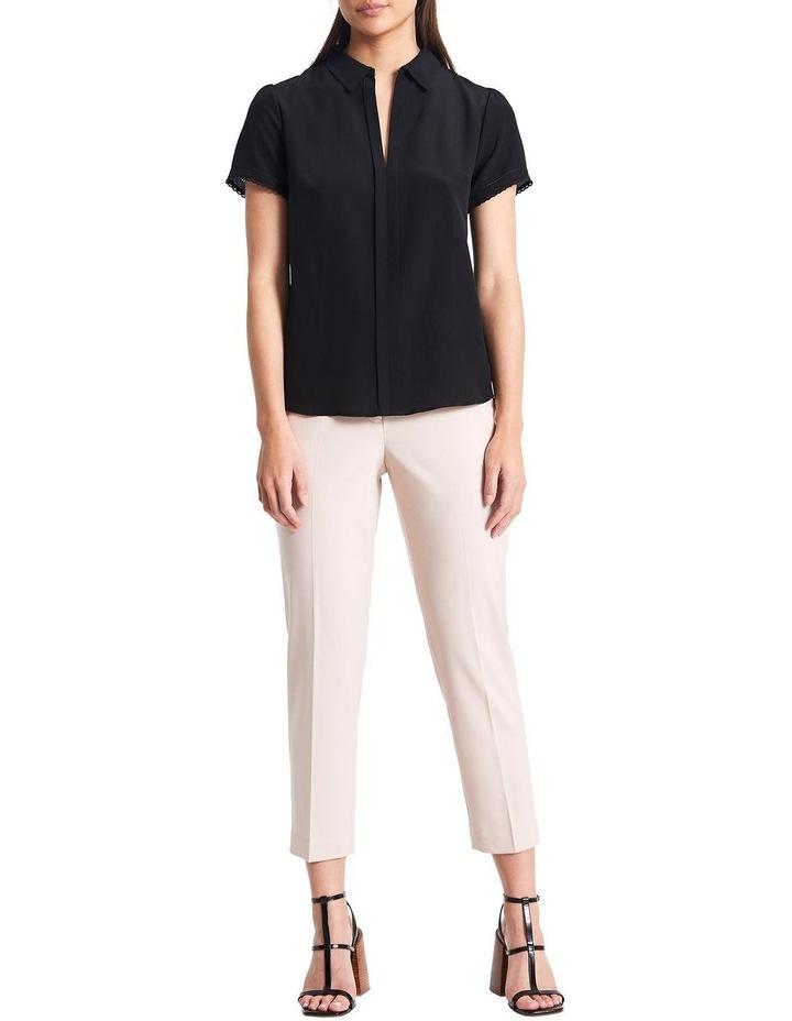 Emma Silk Jersey Blouse image 2