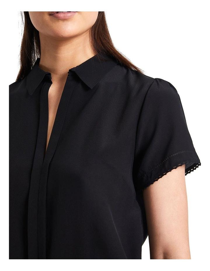 Emma Silk Jersey Blouse image 3