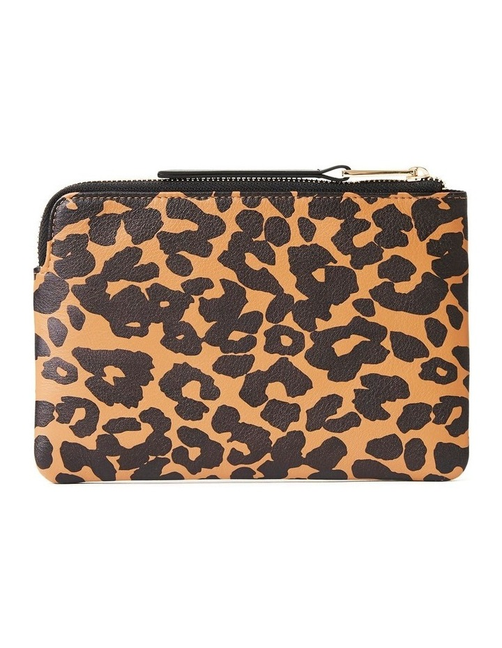 Leopard Leather Pouch image 2