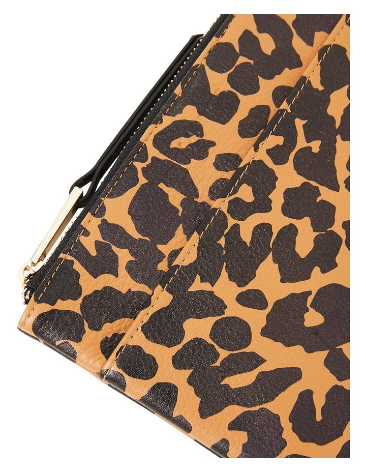 Leopard Leather Pouch image 3
