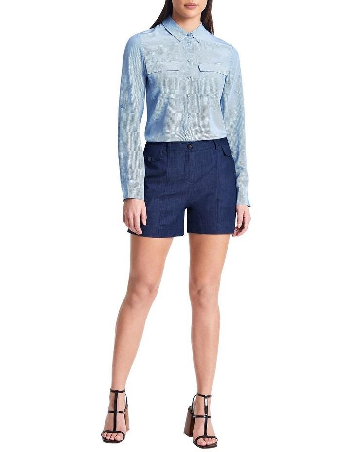 Sky High Silk Sofia Shirt image 2