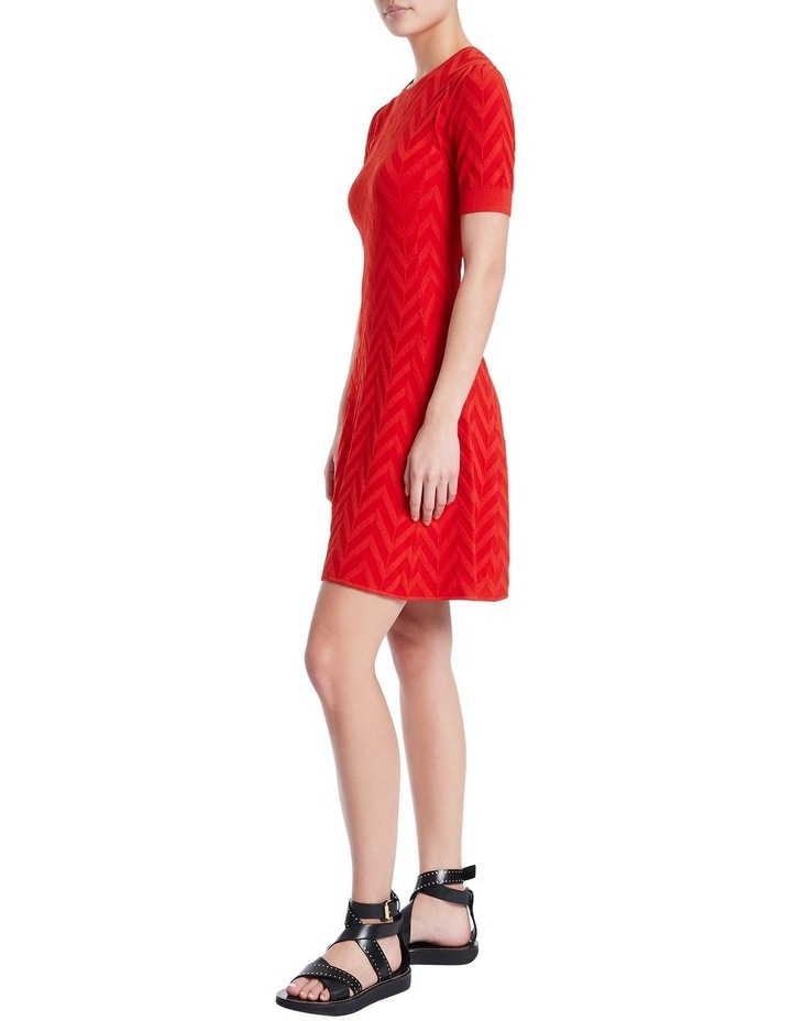 Textured Knit Dress image 2