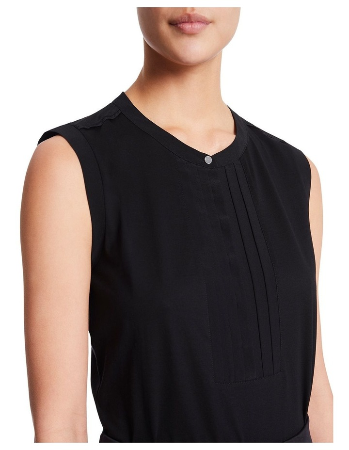 The Office Silk Jersey Top image 3