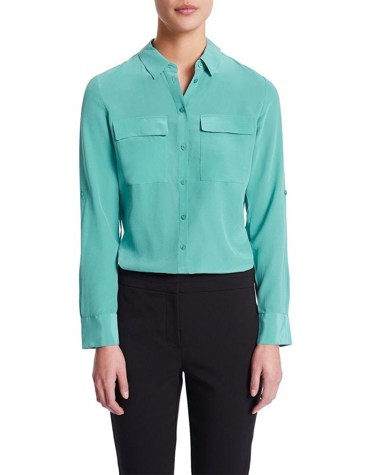Sofia Silk Shirt image 3