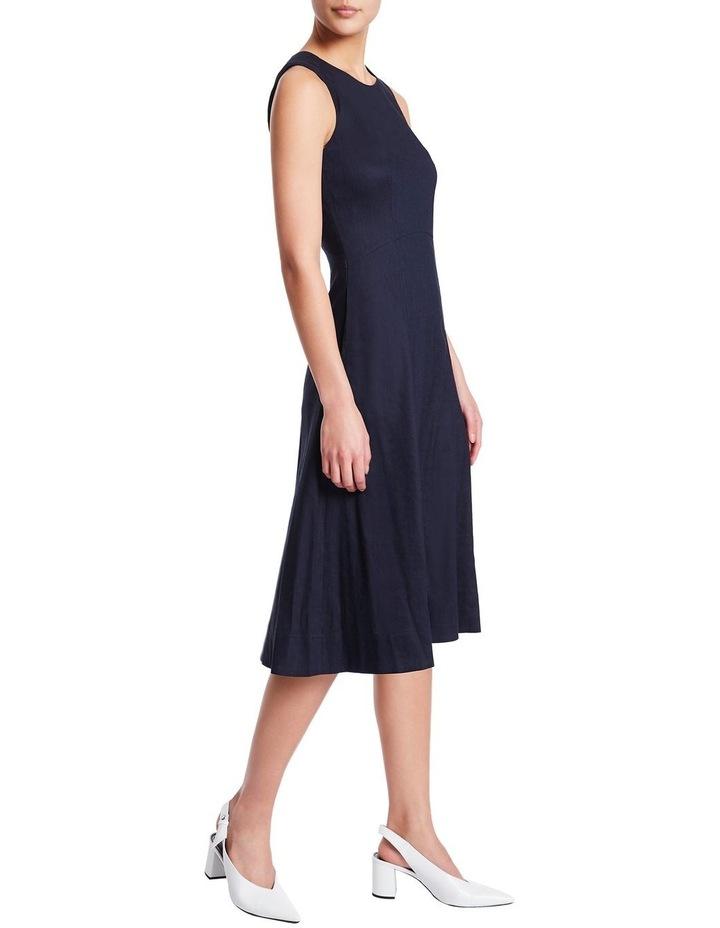Eva Stretch Linen Dress image 2