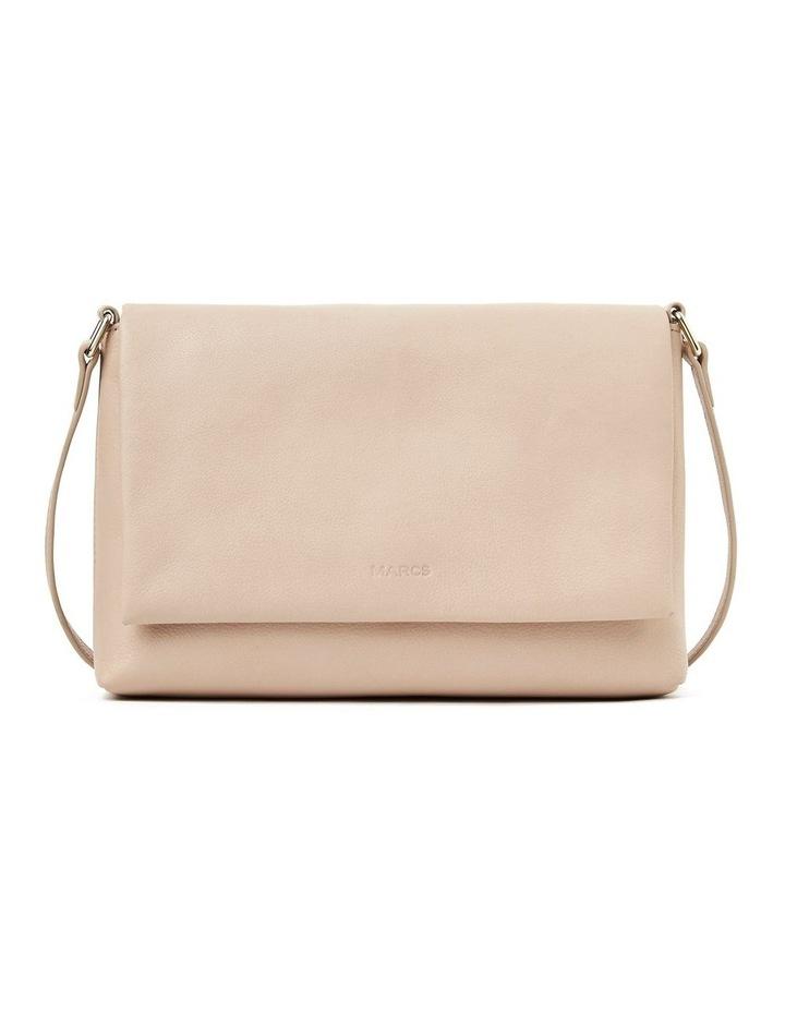 Iris Leather Crossbody Bag image 1