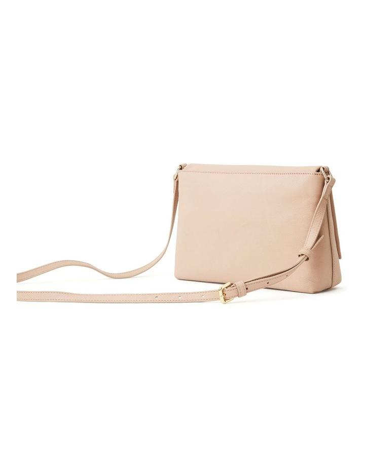 Iris Leather Crossbody Bag image 3