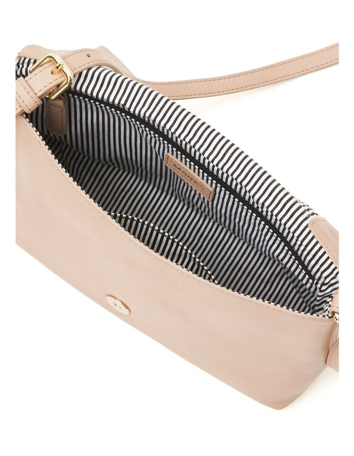 Iris Leather Crossbody Bag image 4