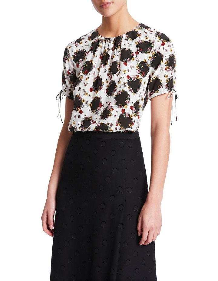 Nell Falling Floral Blouse image 1