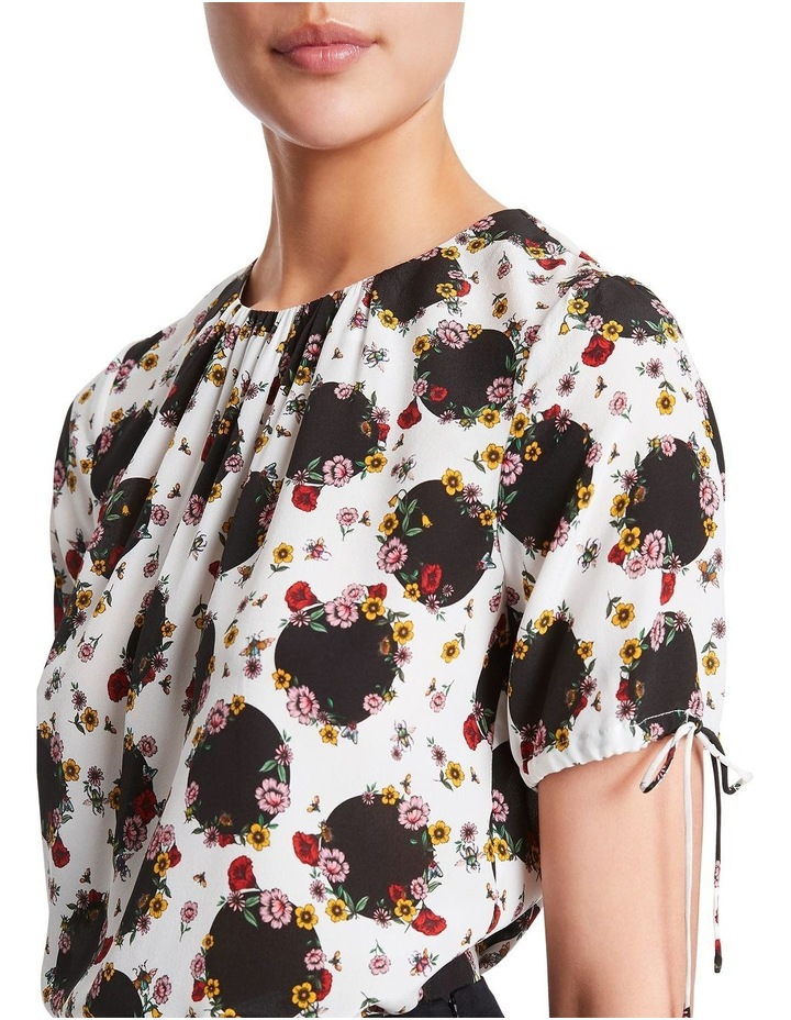 Nell Falling Floral Blouse image 3
