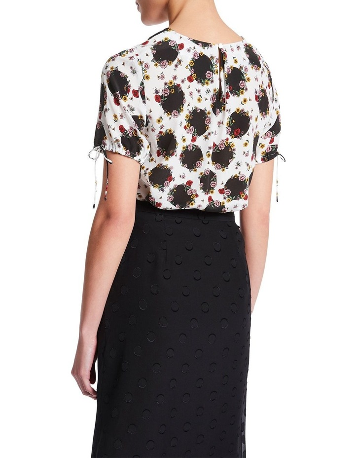 Nell Falling Floral Blouse image 4