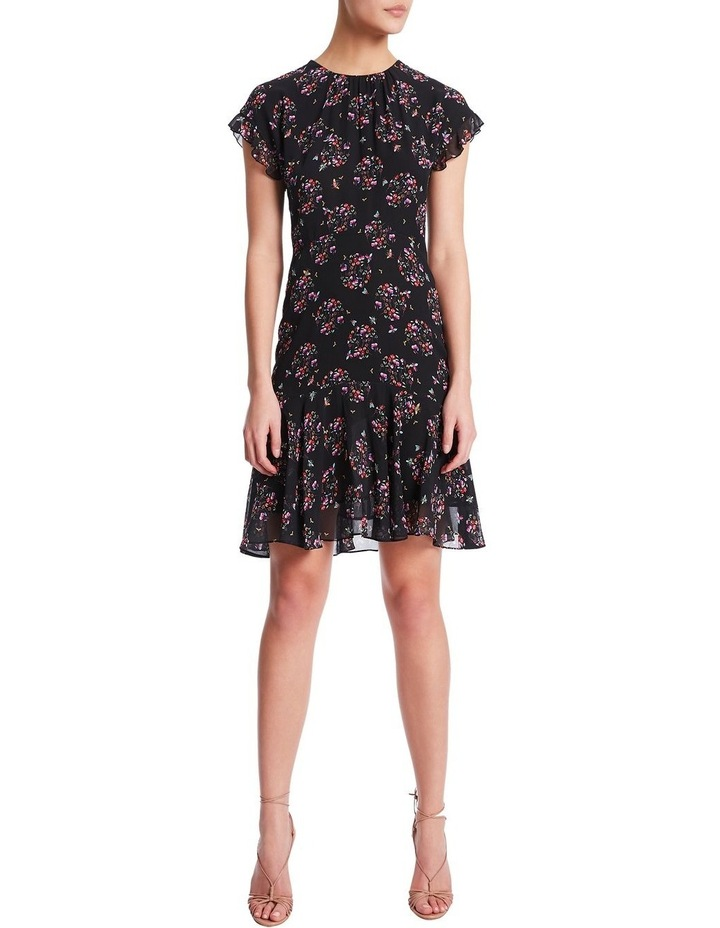Nell Floral Spotting Dress image 1