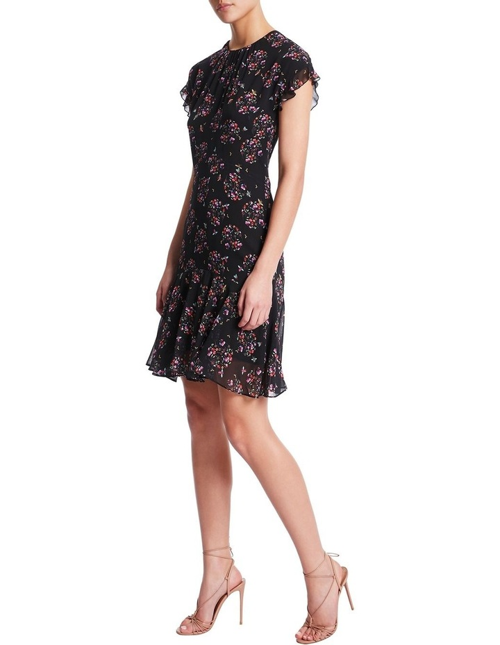 Nell Floral Spotting Dress image 2