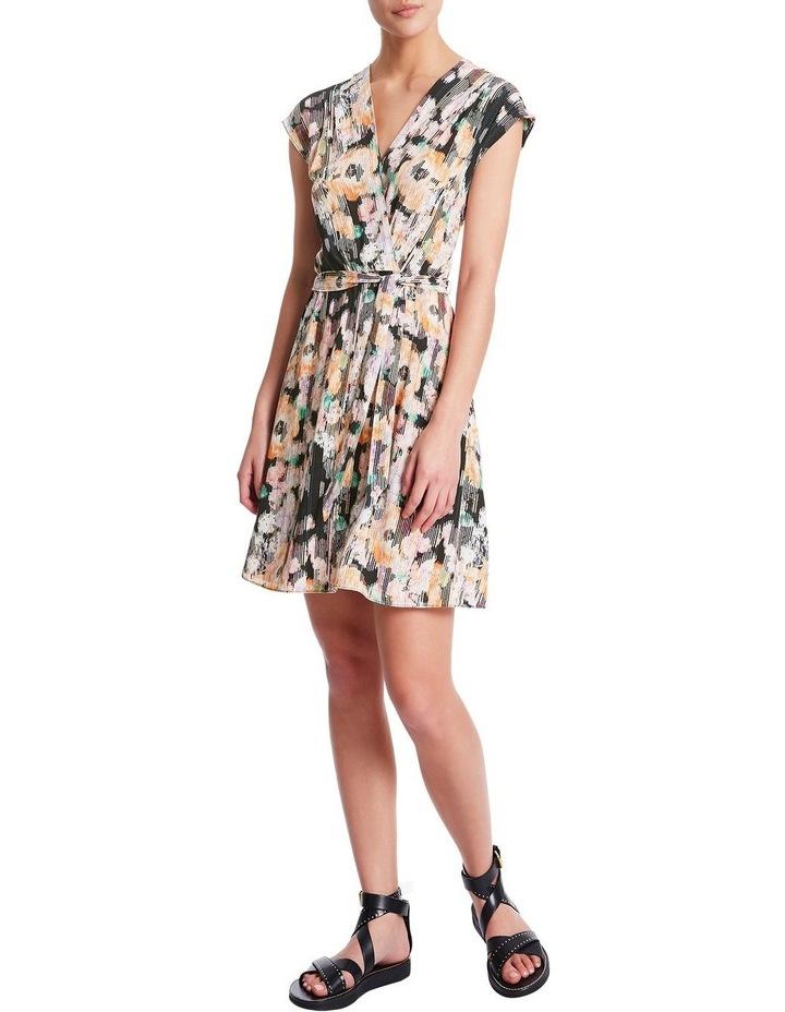 Blured Lines Dobby Dress image 1