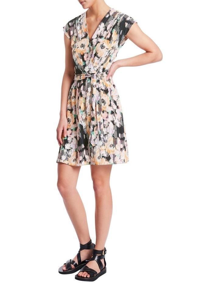 Blured Lines Dobby Dress image 2