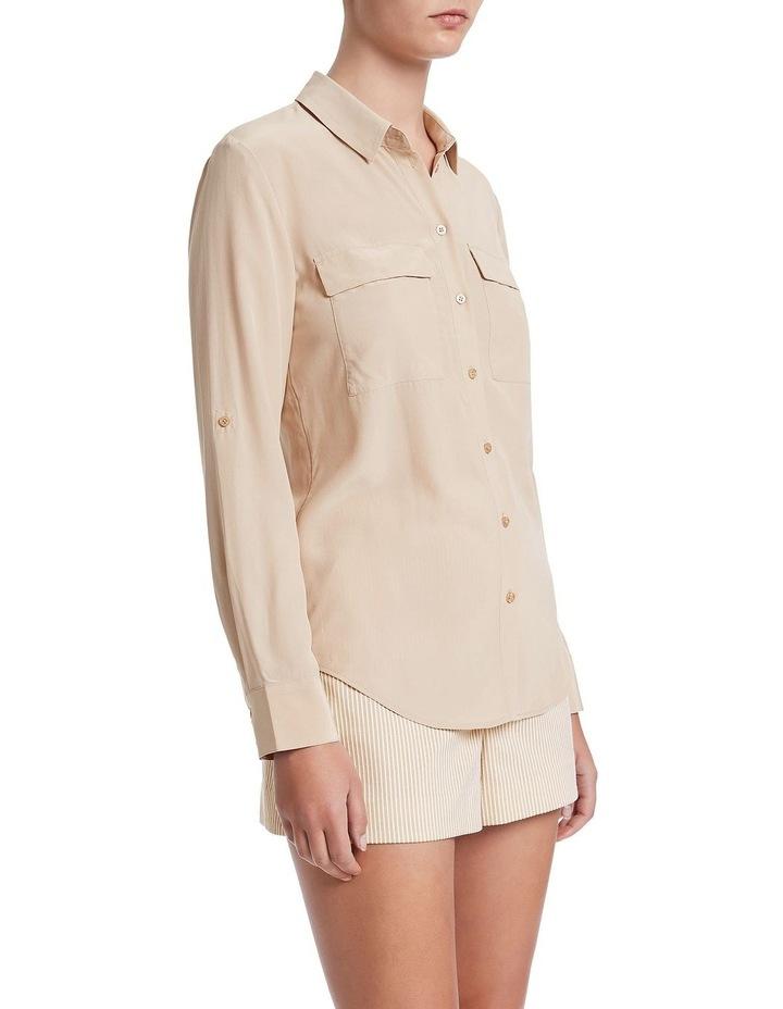 Sofia Silk Shirt image 1