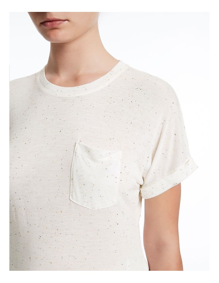The New Way Speckle Tee image 4