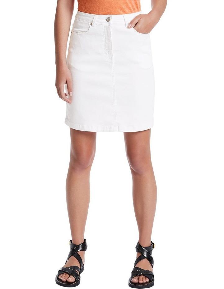 Brighton Denim Skirt image 1