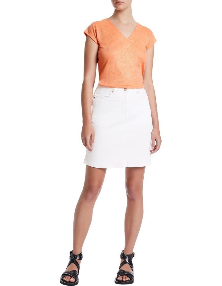 Brighton Denim Skirt image 2