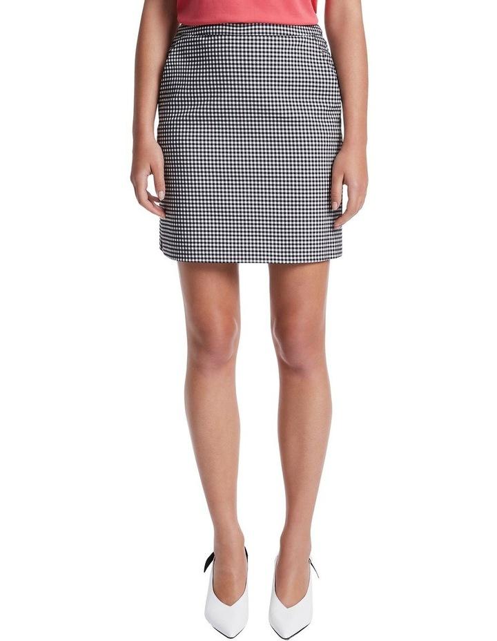 Gingham Skirt image 1