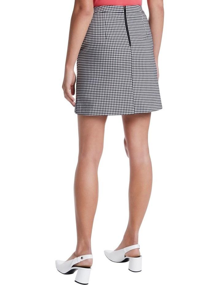 Gingham Skirt image 3