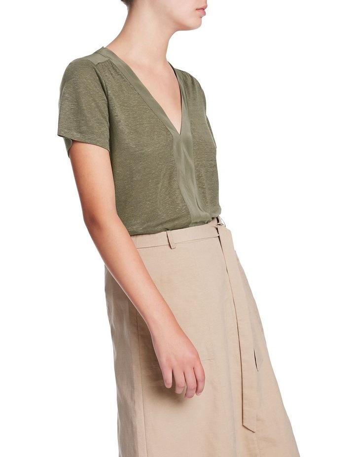 Fern Linen Silk Top image 1