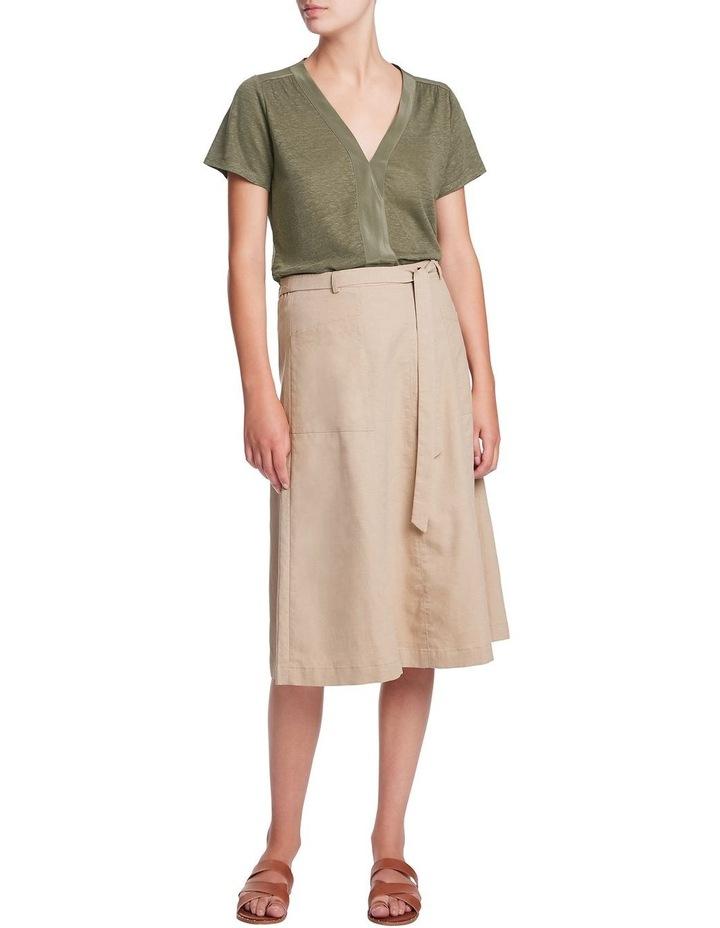 Fern Linen Silk Top image 2