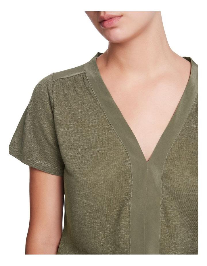 Fern Linen Silk Top image 4