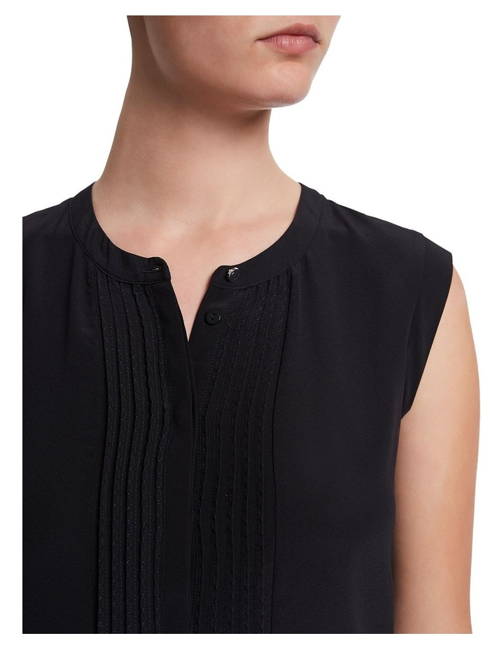 The City Silk Jersey Top image 4