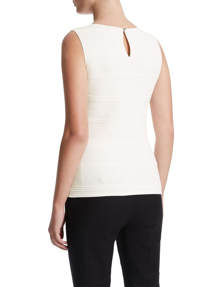 Compact Knit Textured Tank image 3