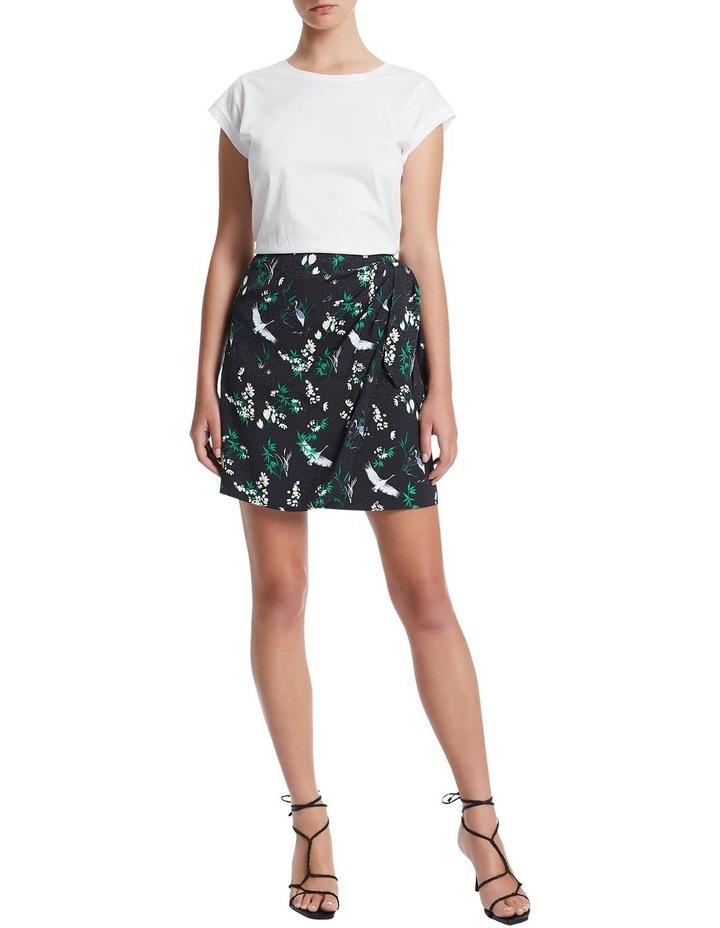 Flight For Fortune Wrap Skirt image 2