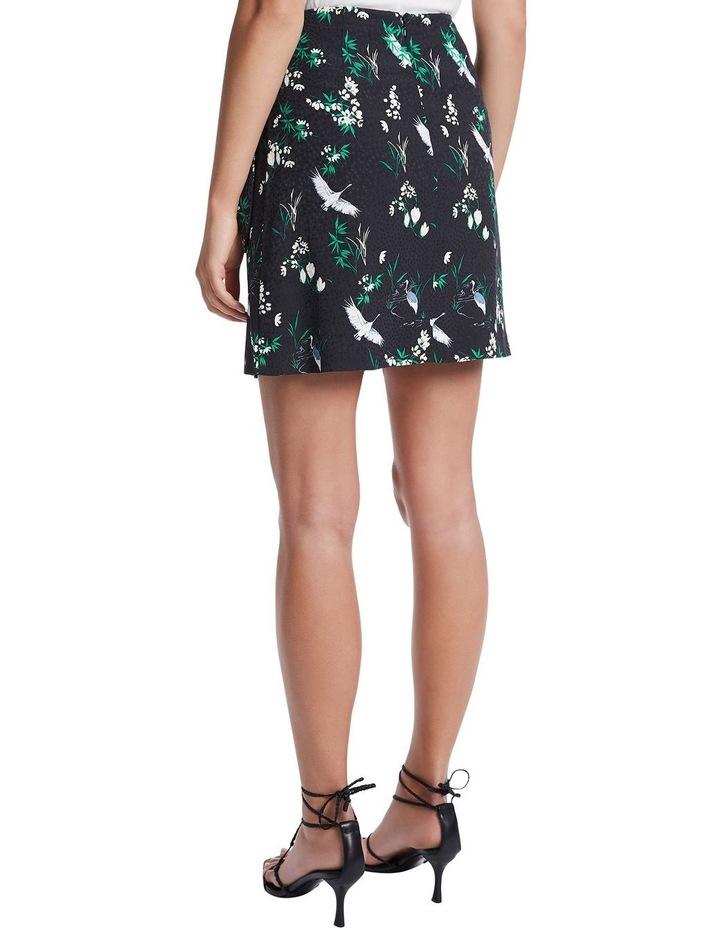Flight For Fortune Wrap Skirt image 3