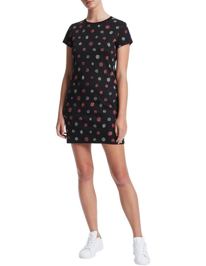 Scribble Spot Dress image 1