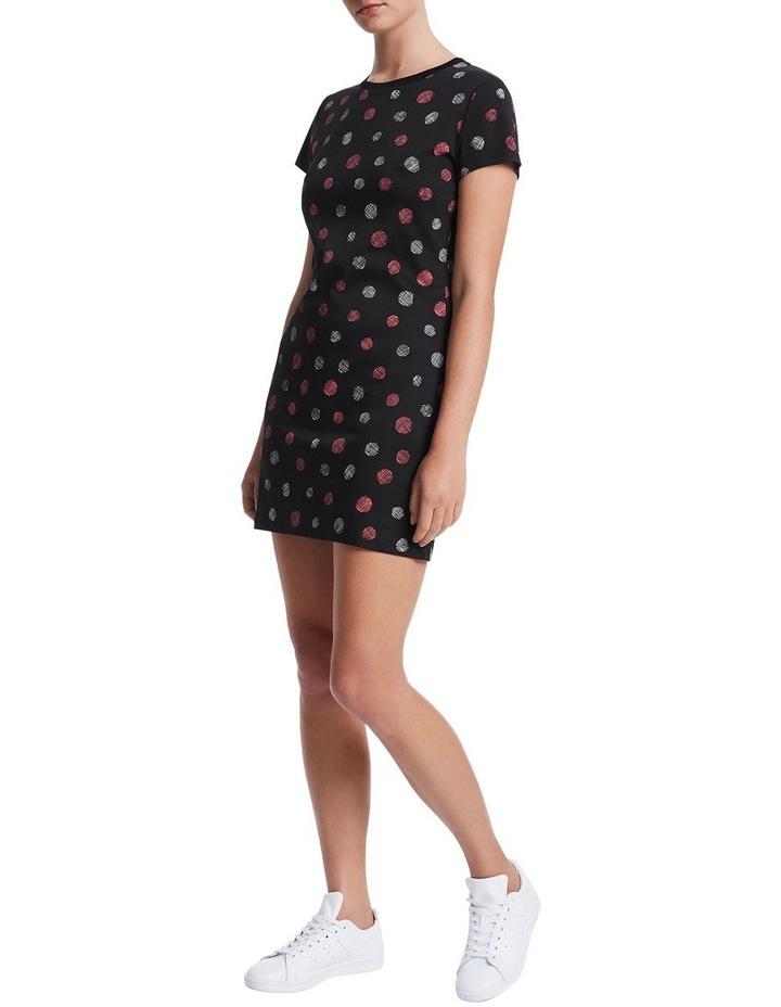 Scribble Spot Dress image 2