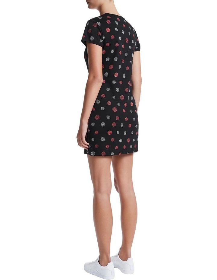 Scribble Spot Dress image 3