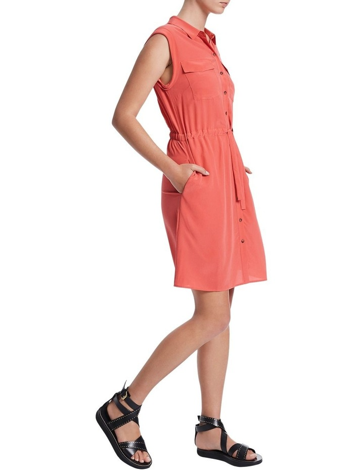 Coralie Silk Shirt Dress image 2