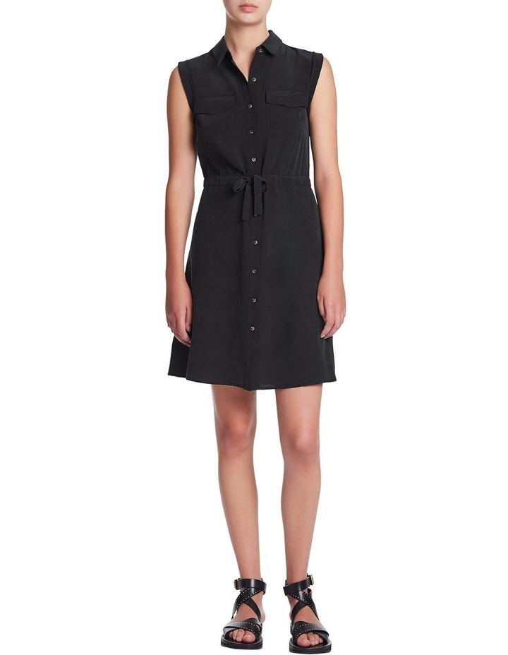 Coralie Silk Shirt Dress image 1