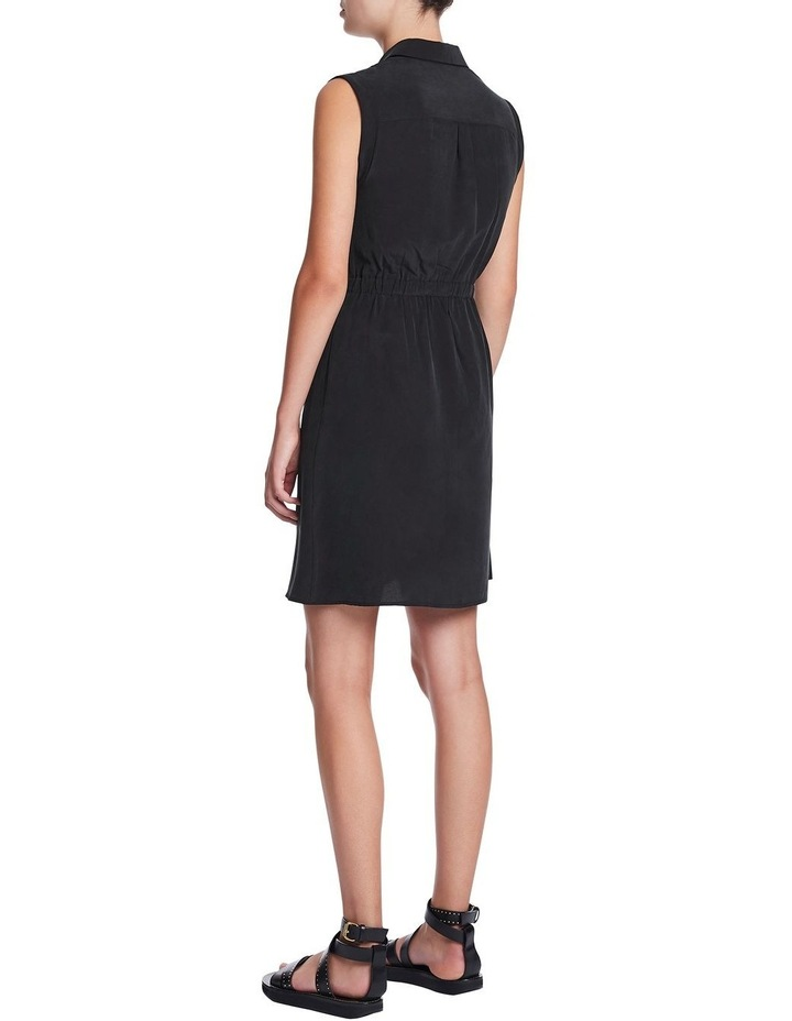 Coralie Silk Shirt Dress image 3