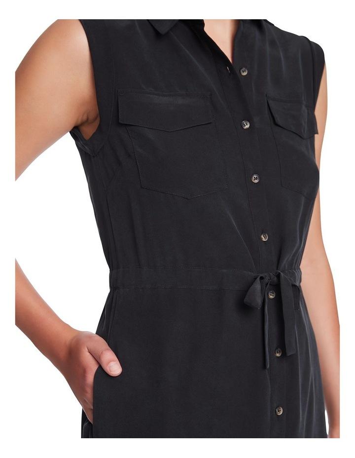 Coralie Silk Shirt Dress image 4
