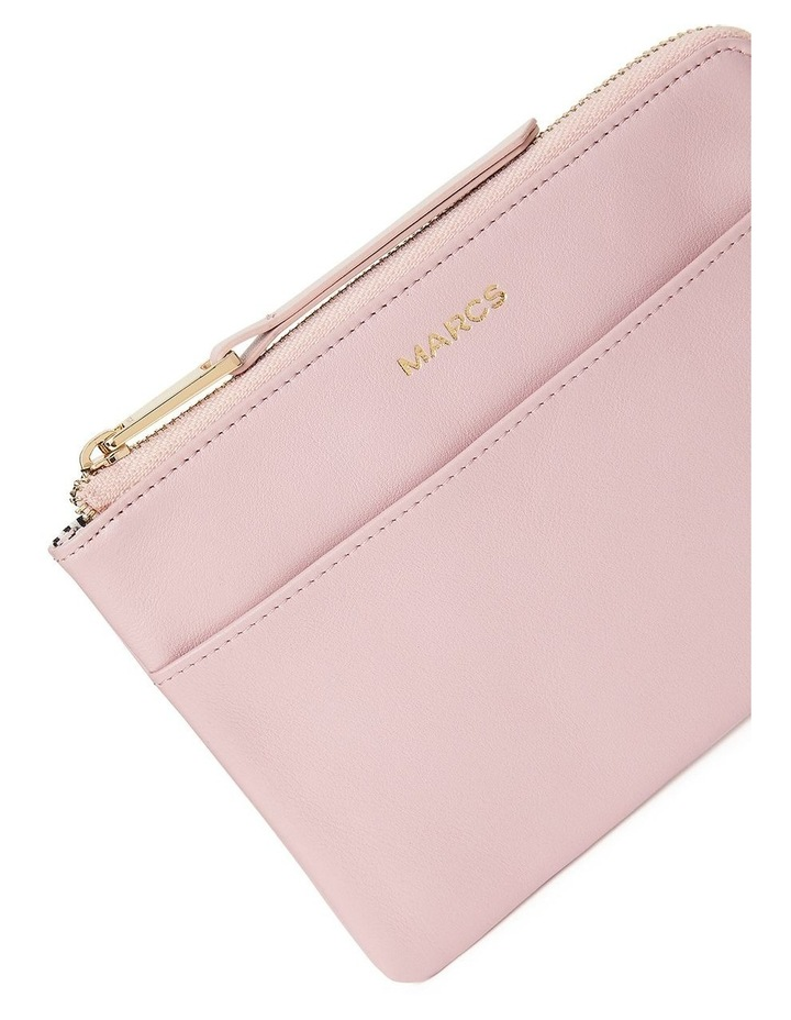 Leather Zip Pouch image 3