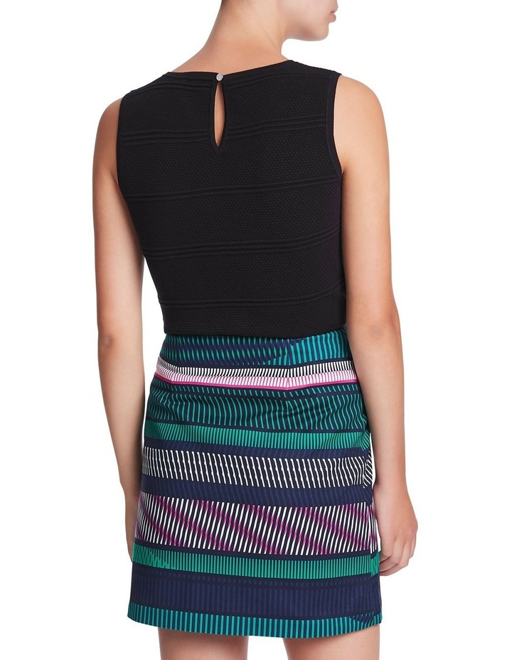 Compact Knit Textured Tank image 2