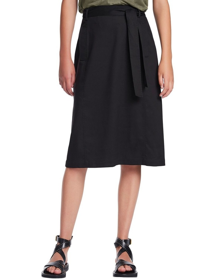 Melissa Stretch Twill Skirt image 1