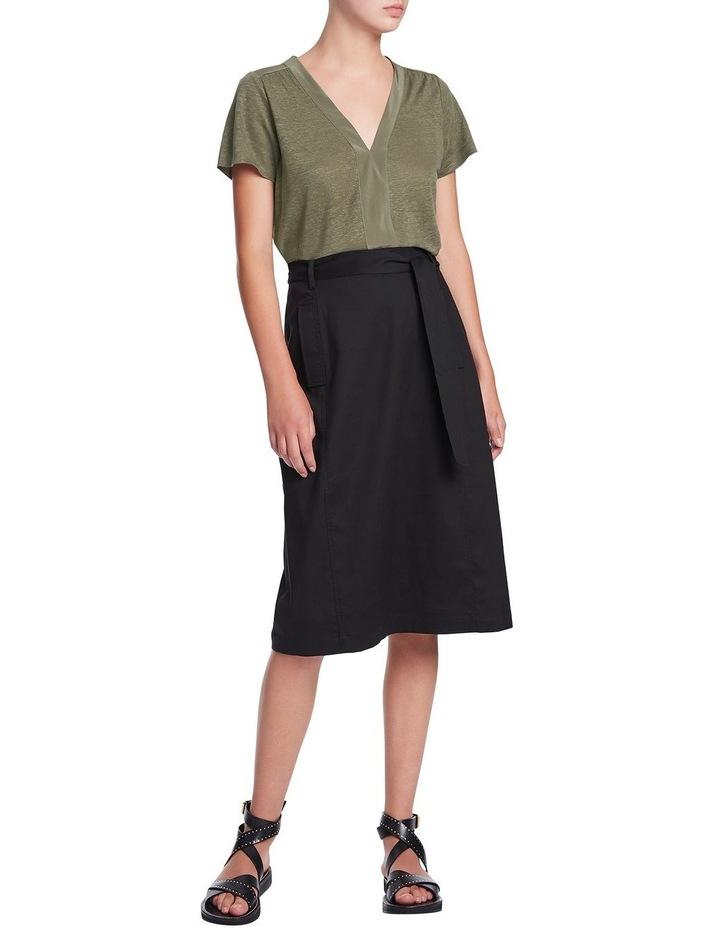Melissa Stretch Twill Skirt image 2
