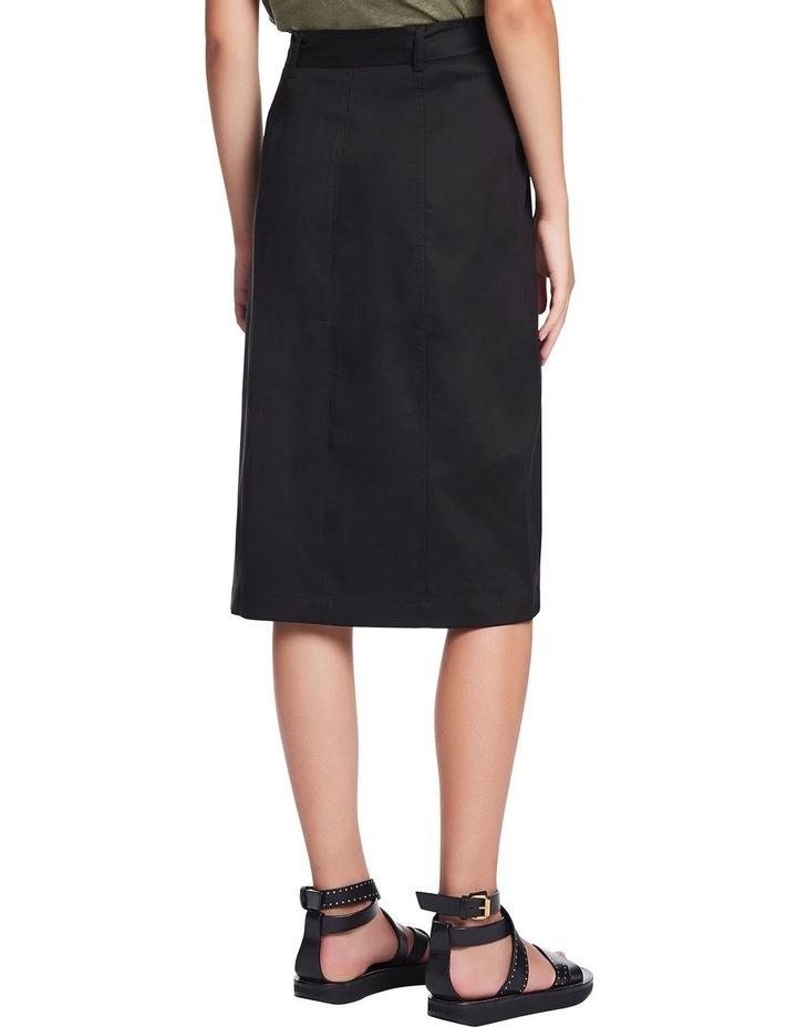Melissa Stretch Twill Skirt image 3